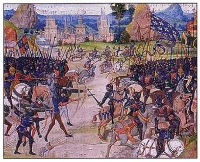 guerra dei cento anni