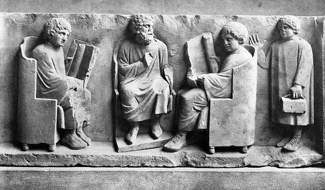 Quintiliano, l'arte di educare