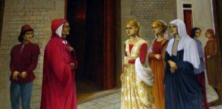 Vita nuova di Dante Alighieri, riassunto dei capitoli