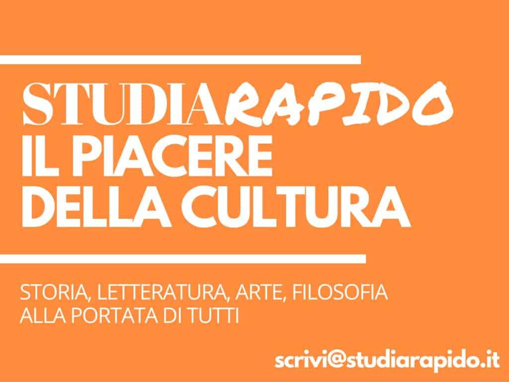 Studiarapido - il piacere della cultura