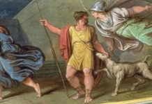 Odissea Libro XVII riassunto