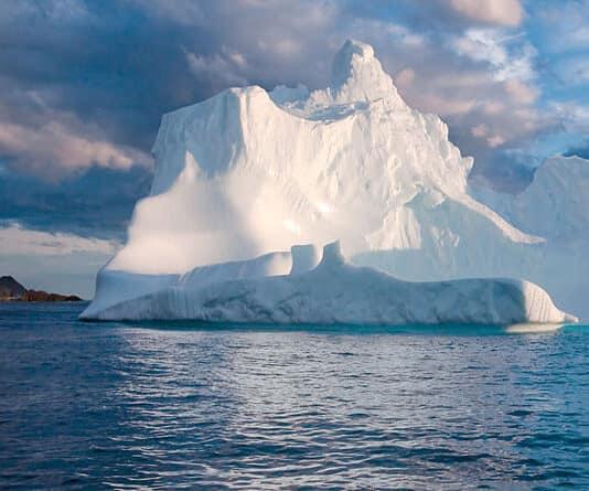 Iceberg: cosa sono e perché galleggiano