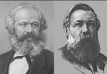 Il Manifesto del partito comunista di Marx ed Engels