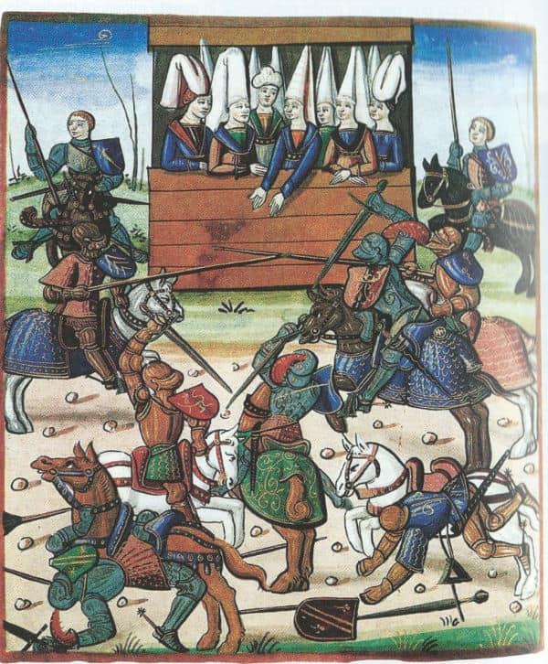 tornei e giostre medievali