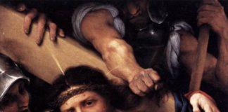 La morte per crocifissione come avveniva?