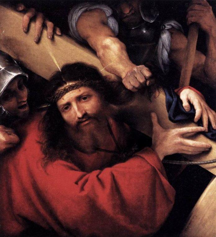 morte per crocifissione