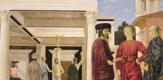 flagellazione di piero della francesca