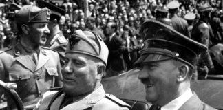 Asse Roma Berlino tra Hitler e Mussolini