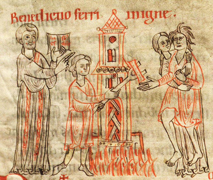 Ordalia: il giudizio di Dio nel Medioevo