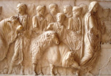 Parilia, religione romana