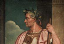 Giulio Cesare scrittore latino