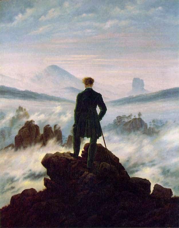 Confronto tra Illuminismo e Romanticismo
