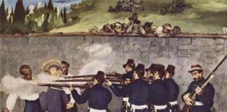 esecuzione dell'imperatore massimiliano