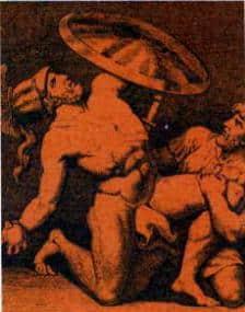Odissea Libro XVIII