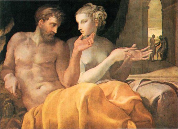 Odissea libro XXIII Penelope e Odisseo riassunto