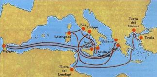 Il viaggio di Odisseo, le tappe: da Troia a Itaca