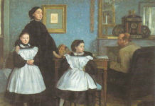 la famiglia bellelli