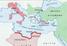 la conquista della Libia 1911-1912