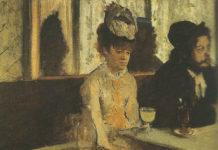 L'assenzio di Edgar Degas