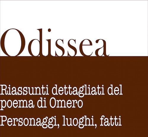 Odissea riassunto