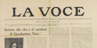 la voce e i vociani: poeti e tematiche