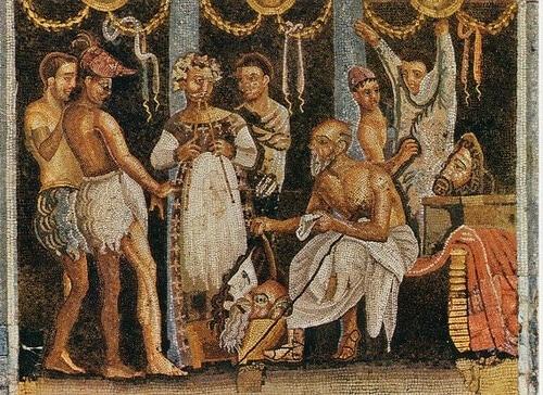 spettacoli teatrali nell'antica roma