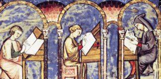 la cultura antica salvata dai monasteri