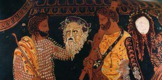 spettacoli teatrali nell'antica grecia