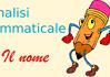 analisi grammaticale del nome