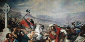 Il valore storico e simbolico della battaglia di Poitiers