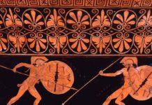 Iliade Libro Quinto