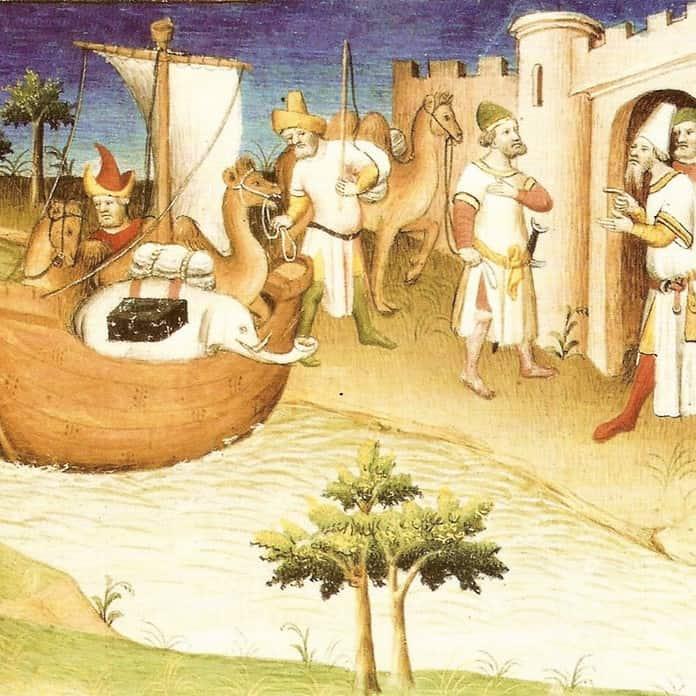 Marco Polo in viaggio