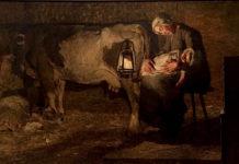 Le due madri di Giovanni Segantini