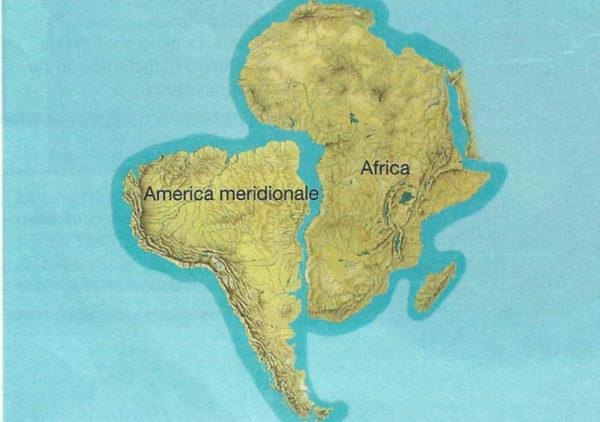 la deriva dei continenti spiegata semplice
