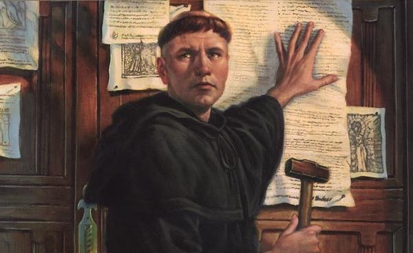 95 tesi di lutero