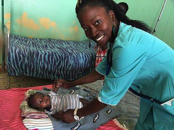 UNICEF campagna contro la poliomielite