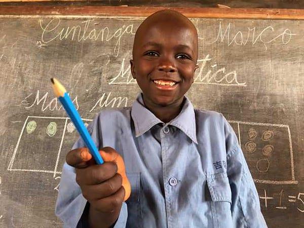 UNICEF campagna per l'istruzione
