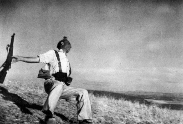 guerra civile spagnola, 1936-1939, riassunto