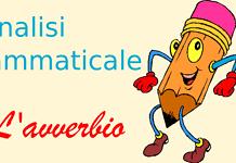 avverbio analisi grammaticale