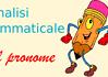 pronome analisi grammaticale