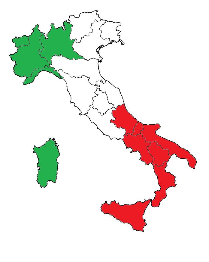 regioni italiane