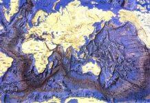 espansione dei fondali oceanici
