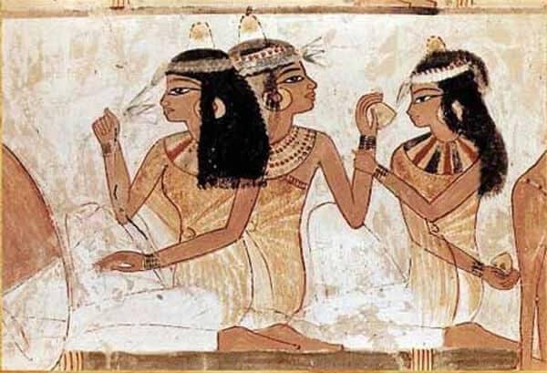 i capelli nell'antichità: stili e mode