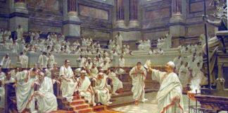 giustizia e processi nell'antica roma