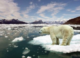 riscaldamento globale: aumentano le temperature medie