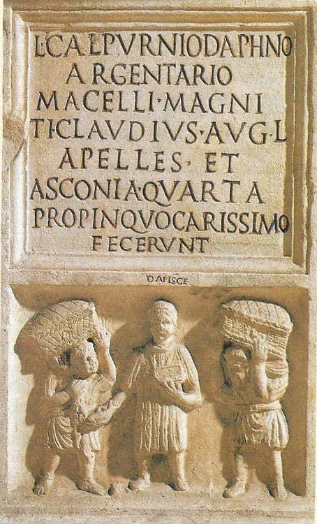 sistema onomastico dei romani