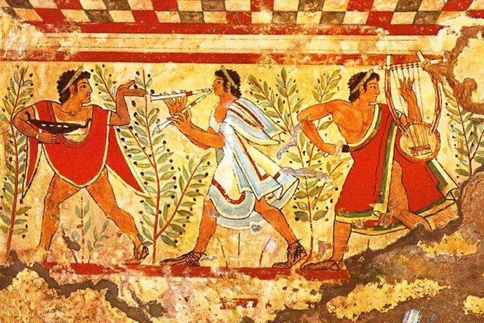 civiltà etrusca