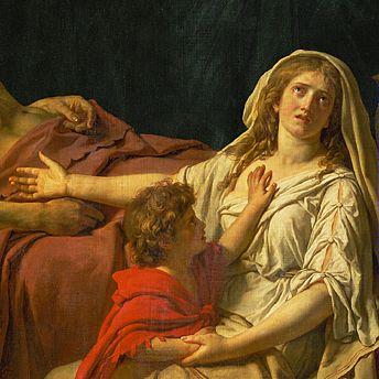 Andromaca tragedia di euripide