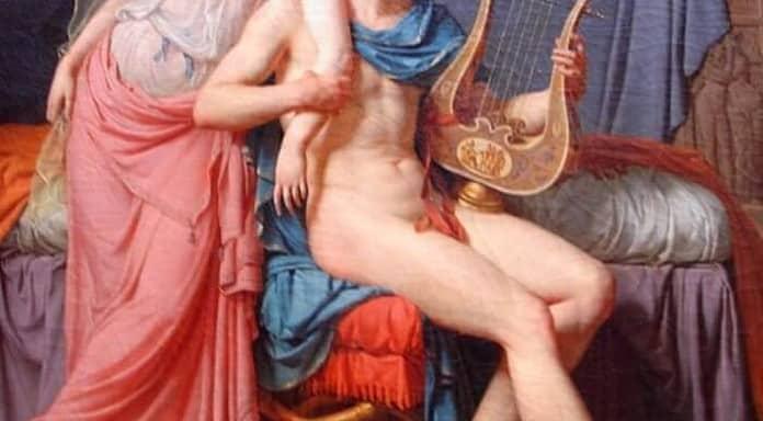 elena tragedia di euripide