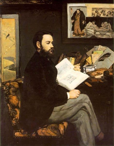 Olympia di Edouard Manet